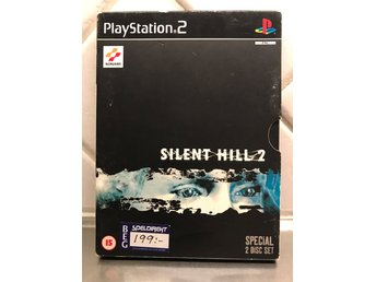Silent hill 2 (special 2 disc set) PS2