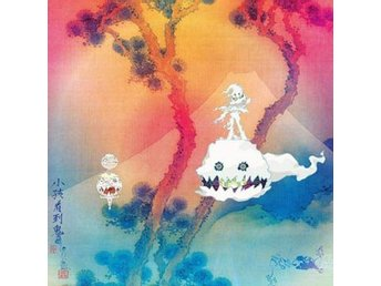 Kids See Ghosts: Kids See Ghosts 2018 (CD)