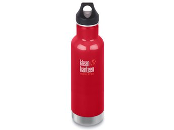 KLEAN KANTEEN 592 ML KID CLASSIC ISOLERAD Mineral Red  Rek butikpris: 389 kr