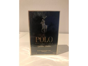 Polo Ralph Lauren Supreme Leather 125 ml
