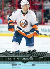 Upper Deck- Young Guns- Griffin Reinhart
