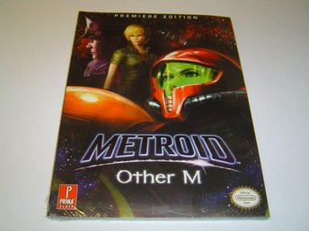 Guide Metroid Other M Nintendo Wii *NYTT*