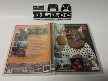 Wacko Weekend DVD