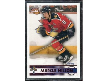 2003-04 Pacific Complete Red #203 Marcus Nilsson /99