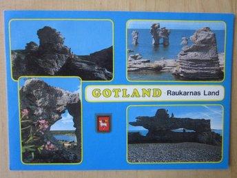 Gotland postgånget (G7) - Stockholm - Gotland postgånget (G7) - Stockholm
