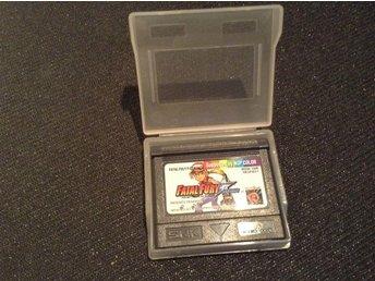 Neo Geo Pocket Color Fatal Fury - Hallstavik - Neo Geo Pocket Color Fatal Fury - Hallstavik