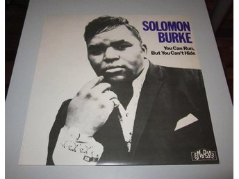 Solomon Burke – You Can Run But You Cant Hide Mr R&B Records – R&B-108 - Bullaren - Solomon Burke – You Can Run But You Can't Hide Mr R&B Records – R&B-108 - Bullaren