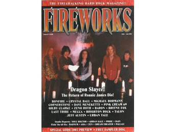 Fireworks Issue 8