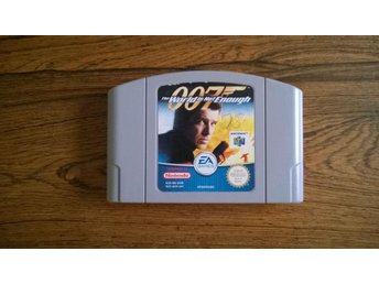 007: The World is Not Enough N64
