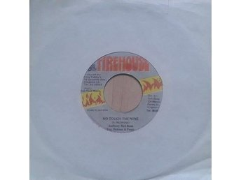 "Anthony Red Rose ‎  titel*  No Touch The Nine* 7""Firehouse"
