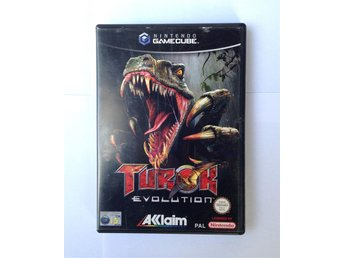 Turok Evolution till Nintendo Gamecube
