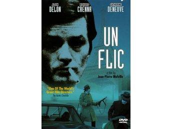 Un Flic / Alain Delon, Richard Crenna - THRILLER - DVD - UTGÅTT - Gävle - Un Flic / Alain Delon, Richard Crenna - THRILLER - DVD - UTGÅTT - Gävle