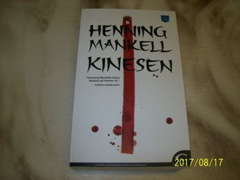 Henning Mankell - Kinesen (Pocket)