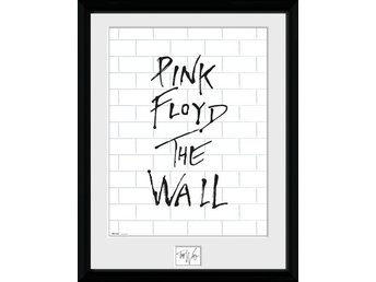 Tavla - Musik - Pink Floyd The Wall White Wall