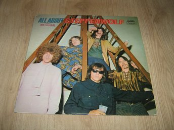 Japan only STEPPENWOLF LP