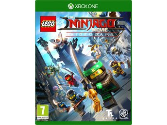 LEGO Ninjago The Movie Videogame - Helt nytt till Xbox One!!! REA