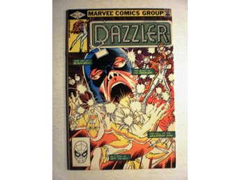 US Marvel - Dazzler vol 1 # 19 - F/VF - Haderslev - Condition: Please take a good look at the picture(s) My opinion: F/VF - 7.0 ________________________________________________ If you are looking for other issues in this or other series, feel free to contact us. Maybe we can help :o) __________ - Haderslev