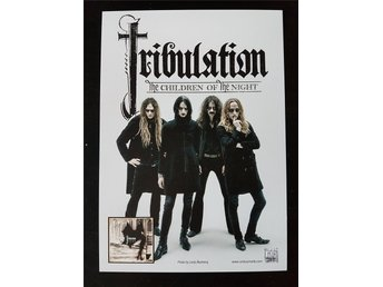 Tribulation Flyer