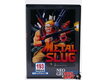 Metal Slug (inkl. Shockbox & Japansk version)