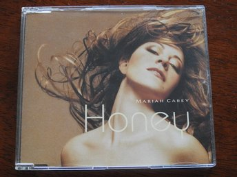 Mariah Carey - Honey CD Single Maxi 1997