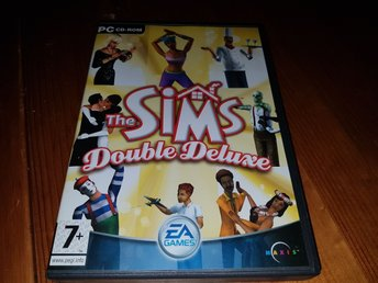 The Sims. Double Deluxe. Pc spel.