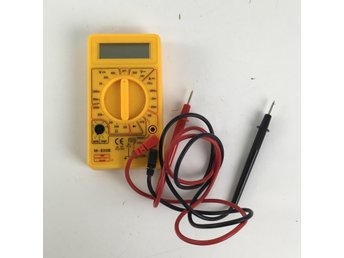 Mastech, Multimeter, Gul