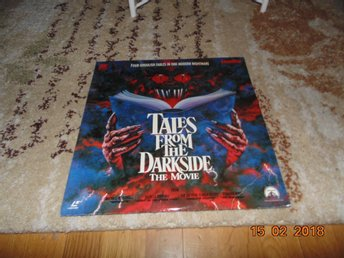 Tales from the darkside - The movie- 1st laserdisc