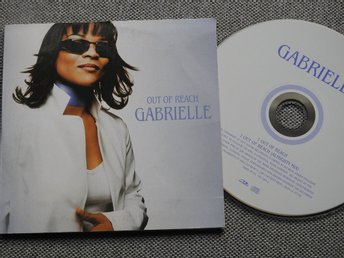 Gabrielle - Out of Reach CD Singel (Pappfodral)
