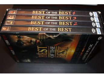 DVD-box: Best of the Best - The Complete collection (4 filmer)