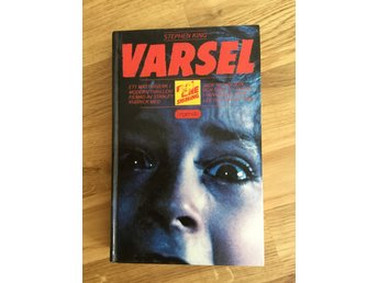 Varsel (the Shining) av Stephen King