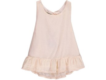 Tawny Cotton Crepe - Powder - 12Y (Rek pris: 489kr)