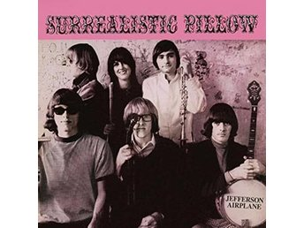 Jefferson Airplane: Surrealistic pillow (Vinyl LP + Download)