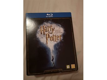 Harry Potter hela serien - bluray box