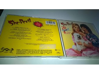 She-Devil Original Motion Picture Soundtrack, CD