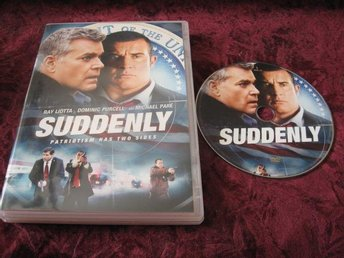 SUDDENLY (RAY LIOTTA,MICHAEL PARE,DOMINIC PURCELL)DVD REG2