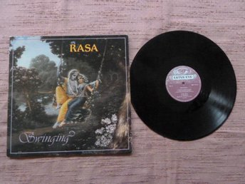 RASA, SWINGING,  LP-SKIVA