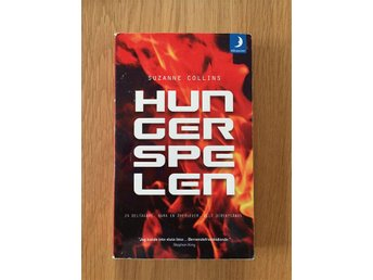 Suzanne Collins - Hungerspelen (Hunger games)