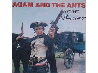 """Adam And The Ants title* Stand & Deliver!*EU 7"""" - Hägersten - Adam And The Ants title* Stand & Deliver!*EU 7"""" - Hägersten"""