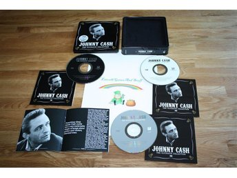 Johnny Cash 3 st CD the ultimate collection