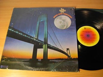 BRAID. Moon Over Verrazano. 1975 ABC USA. Inplastad. Folk~Rock...*EX*