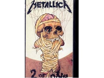 Metallica - 2 of one - Vhs