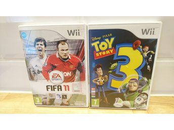 Toy story 3 & Fifa 11