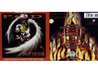 P.O.D, Snuff the punk (CD)