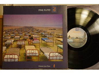 Pink Floyd ?– A Momentary Lapse Of Reason EU 1987 GATEFOLD, PRINTED SLEEVE