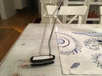 Odyssey versa white hot PRO putter