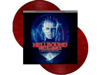 Clive Barker/Christopher Young -Hellbound Hellraiser 2 dlp