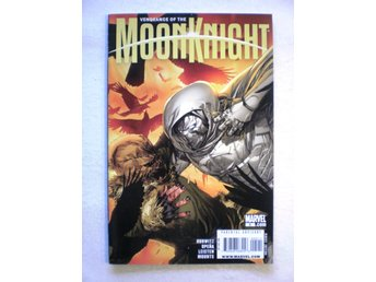 US Marvel - Vengeance of the Moon Knight # 5 + 6 in VF and F/VF