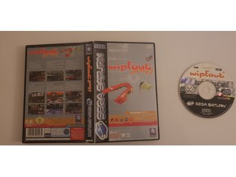 Wipeout 2097, Sega Saturn PAL
