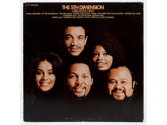 The 5th Dimension - Greatest Hits SCS-33900 LP 1970