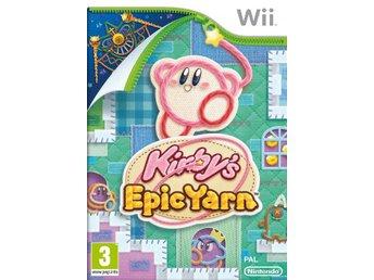 Kirby's Epic Yarn - Helsinki - Kirby's Epic Yarn - Helsinki